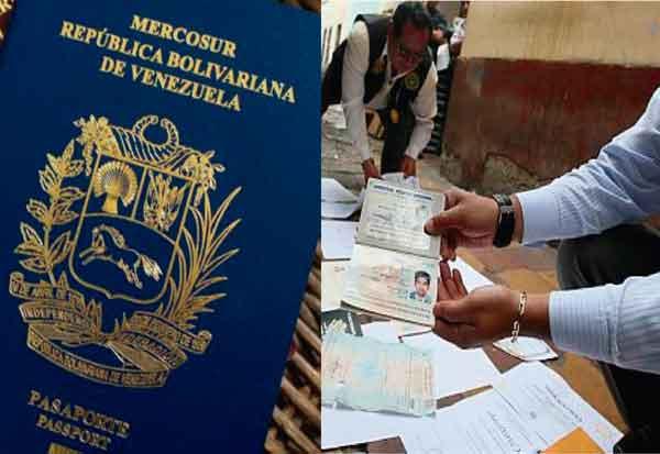 Ante demanda de pasaportes falsos: jirón Azángaro pide traslado a Tumbes