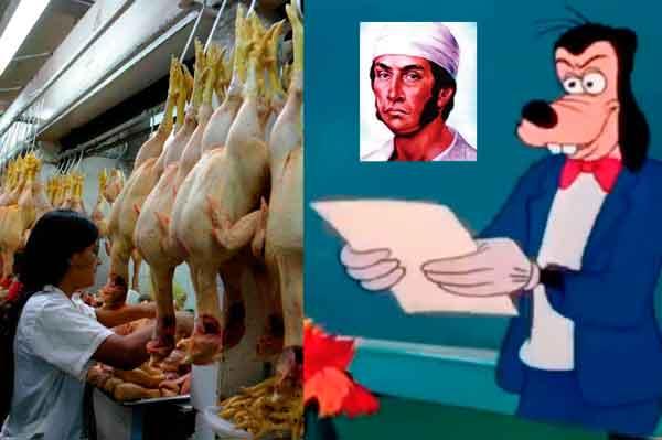 """Por aniversario de la """"U"""", La Parada y Acho rematarán la carne de gallina"""