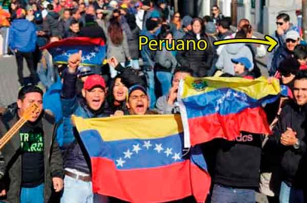 Peruano en Venezuela no quiere regresar al Perú por temor a ser discriminado