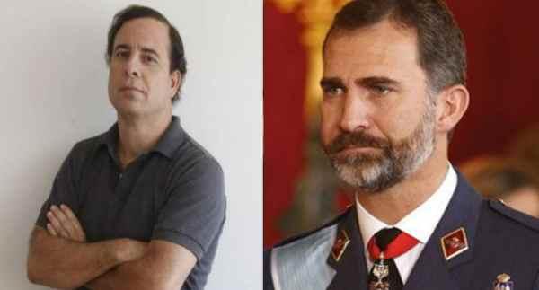Aldo Mariátegui pide perdón al rey de España por la independencia