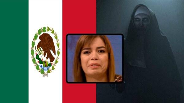 Para reemplazar a La Llorona, presidente de México quiere nacionalizar a Milagros Leiva