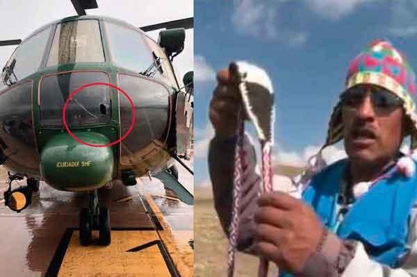 Ejército peruano usará huaracas para luchar contra el narcotráfico en el VRAEM