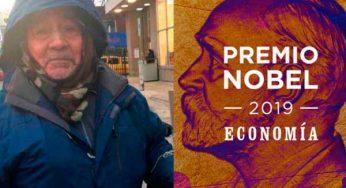 Peruano que sobrevive con menos del sueldo mínimo recibió premio Nobel de Economía